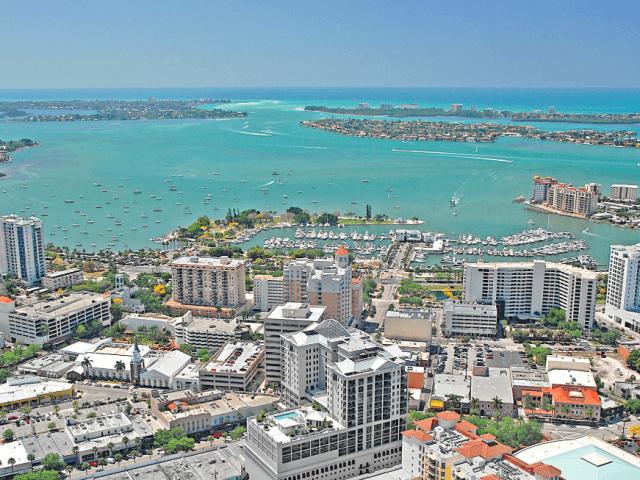 Onde ficar em Sarasota