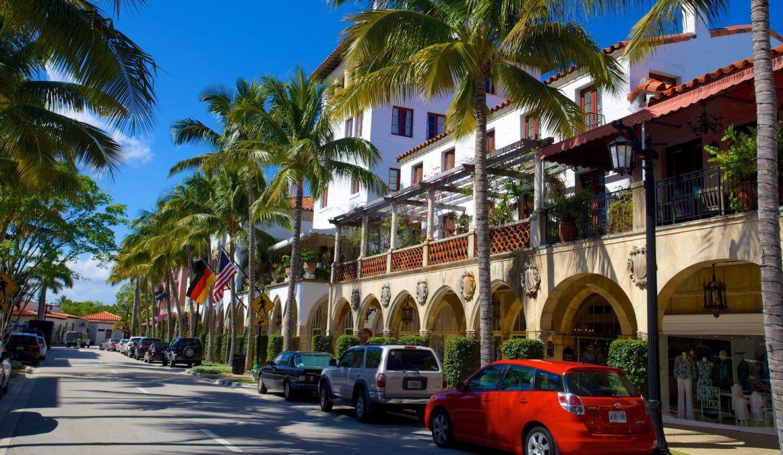 Compras em Palm Beach: Worth Avenue