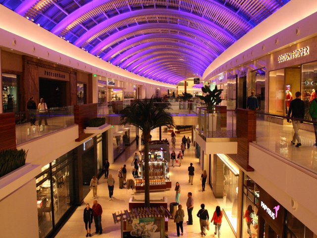 Compras em Sarasota: The Mall at University Town Center