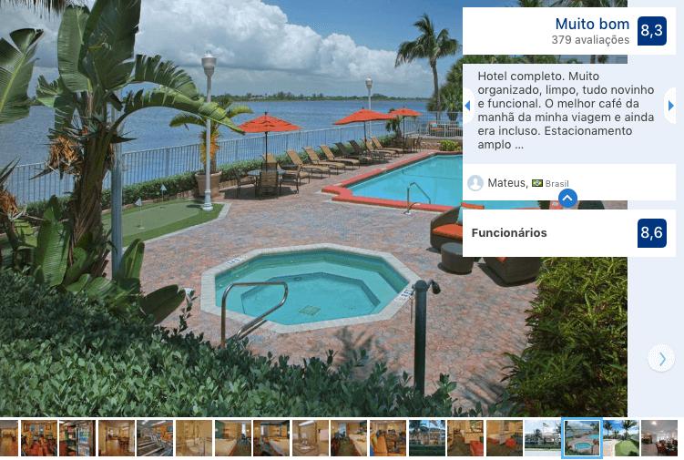 Hotéis bons e baratos em Palm Beach: Hotel Fairfield Inn and Suites by Marriott