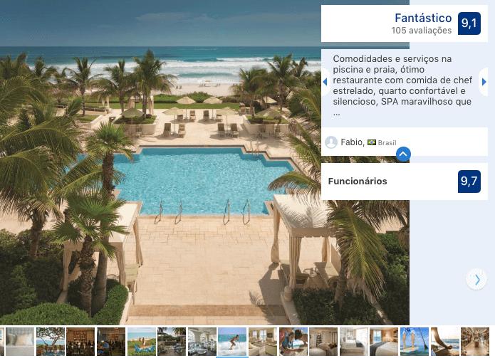 Hotéis de luxo em Palm Beach: Hotel Four Seasons Resort