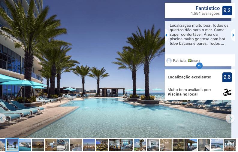Melhores hotéis em Clearwater: Hotel Opal Sands Resort