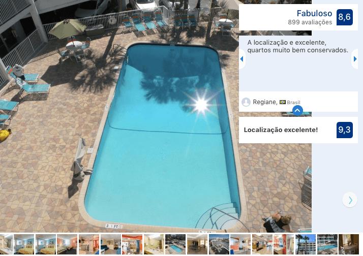 Dicas de hotéis em Clearwater: Hotel Pelican Pointe