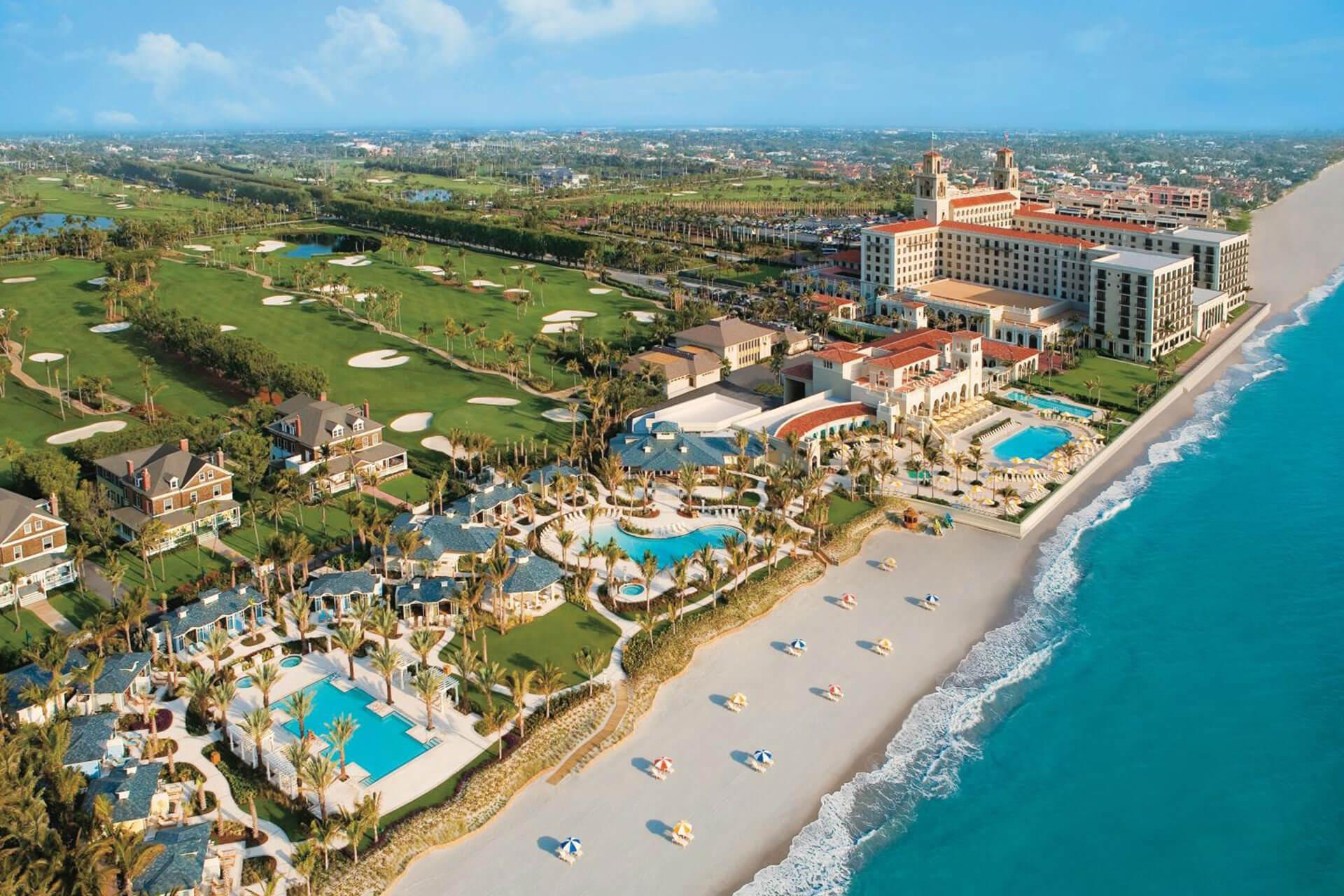 Hotéis de luxo em Palm Beach: Hotel The Breakers
