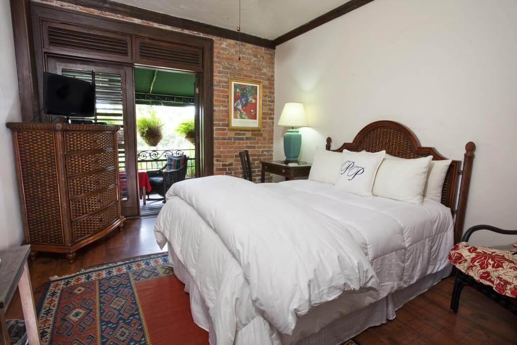 Dicas de hotéis em Winter Park: Park Plaza Hotel - quarto