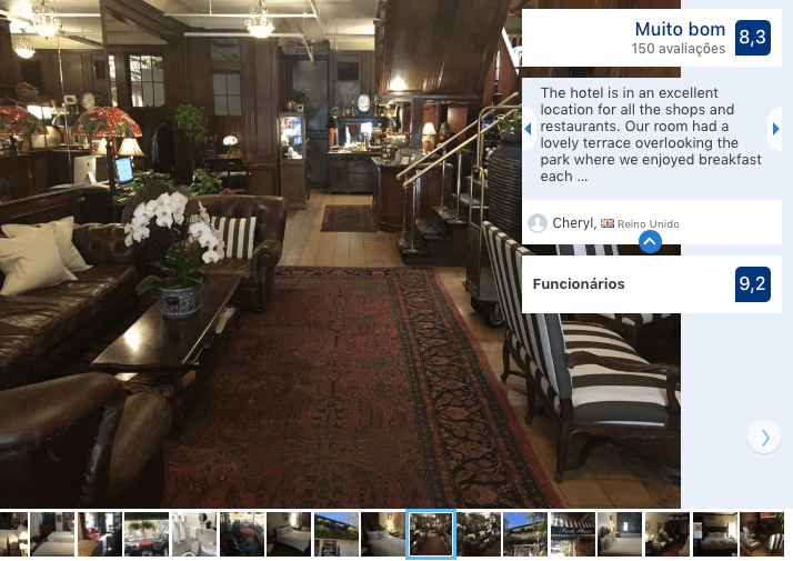 Dicas de hotéis em Winter Park: Park Plaza Hotel