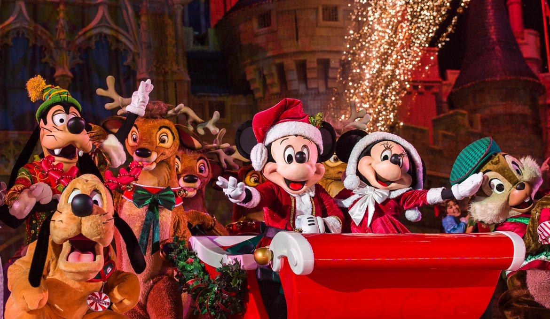 Mickey's Very Merry Christmas Party no Disney Magic Kingdom   2020