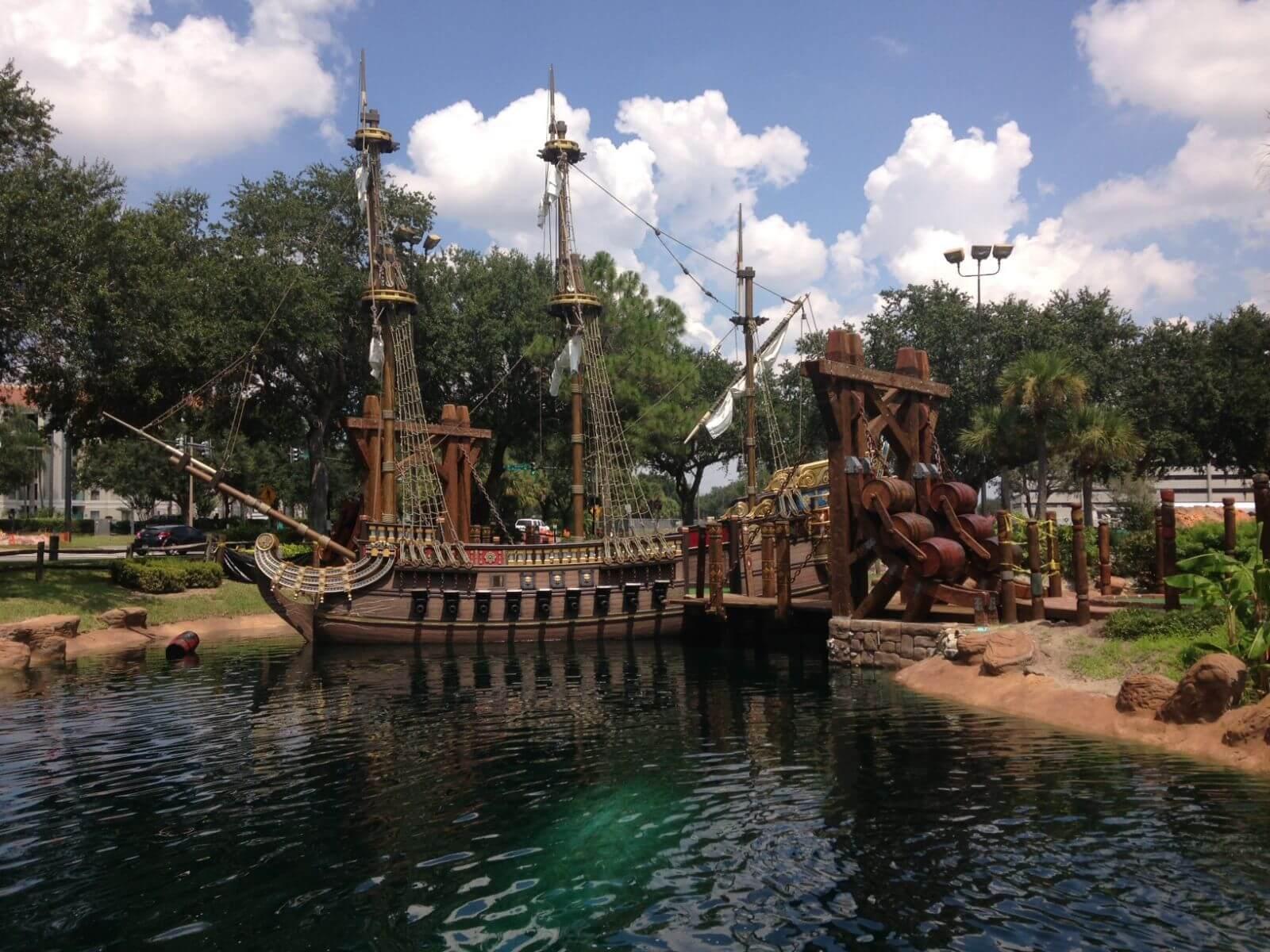 Pirate's Island Adventure Golf em Orlando: Pirate's Island Adventure Golf em Orlando: Pirate's Cove Adventure Golf