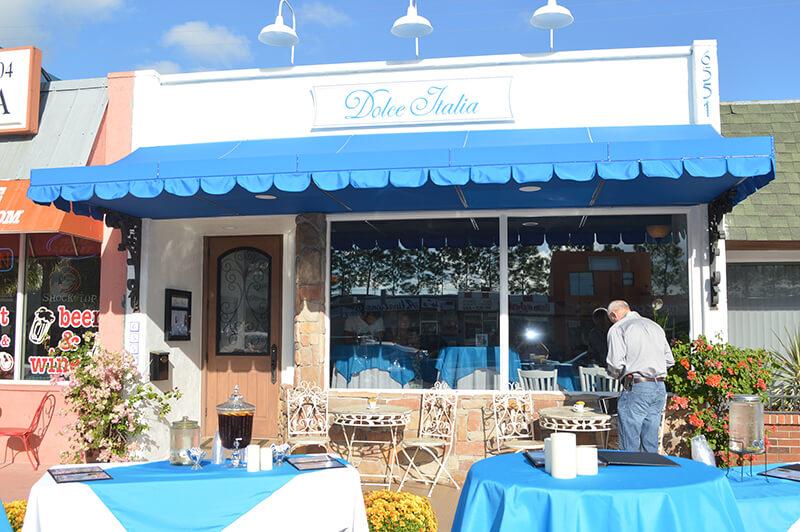 Restaurantes em Sarasota: restaurante Dolce Italia