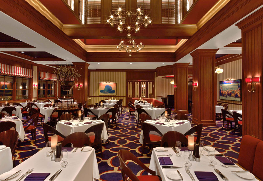 Restaurantes em Palm Beach: restaurante Flagler Steakhouse