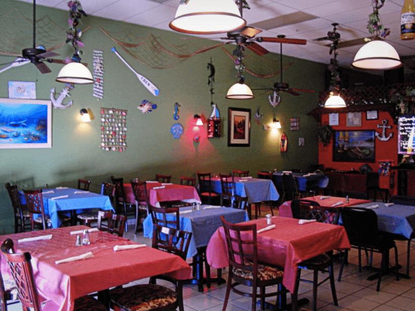 Restaurantes em Sarasota: restaurante Mariscos Azteca Mexican Seafood