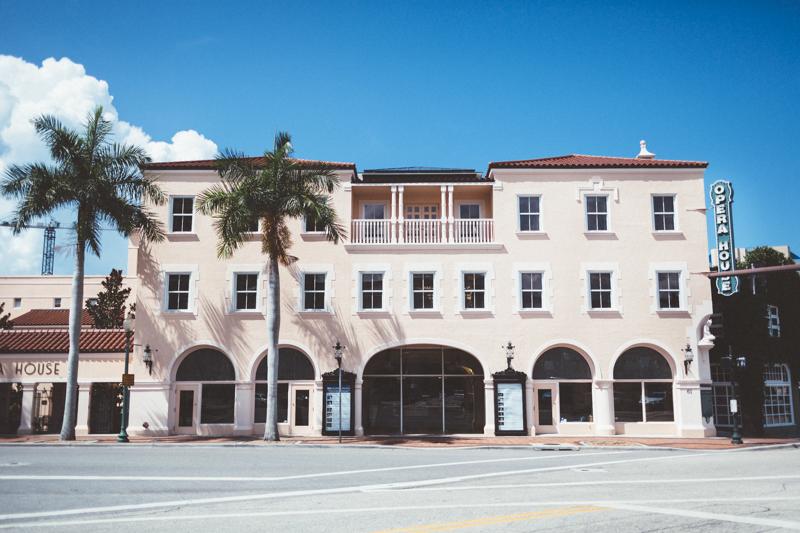 Pontos turísticos em Sarasota: Sarasota Opera House