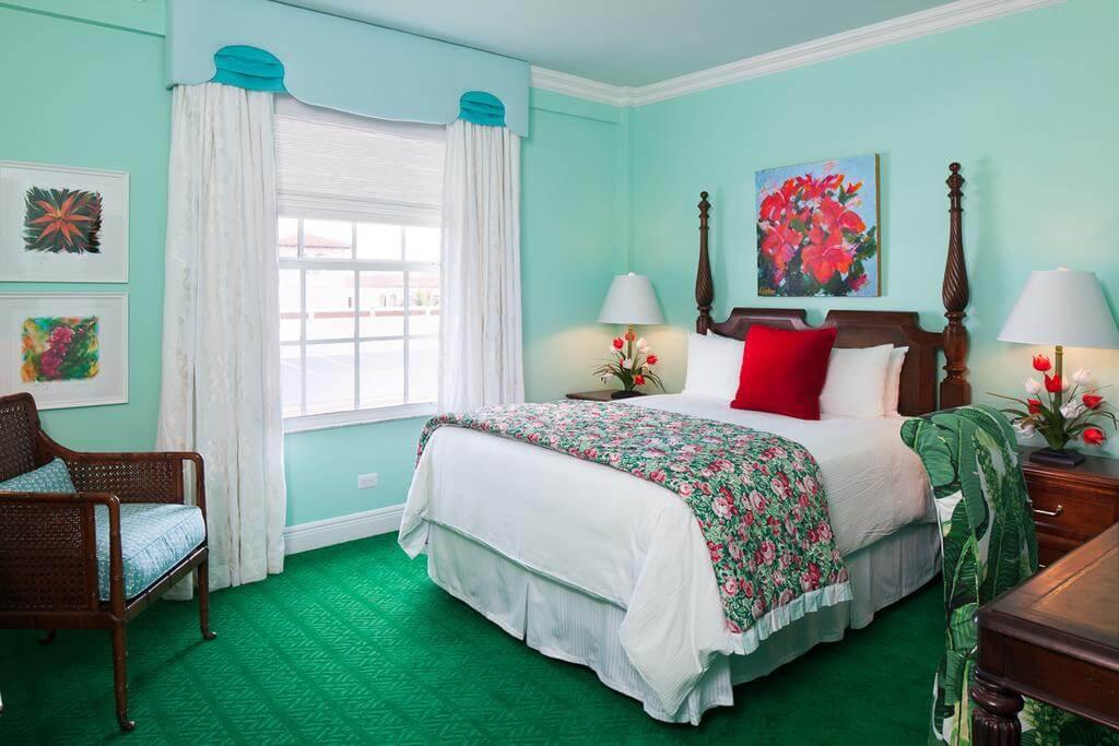 Melhores hotéis em Palm Beach: The Colony Hotel - quarto