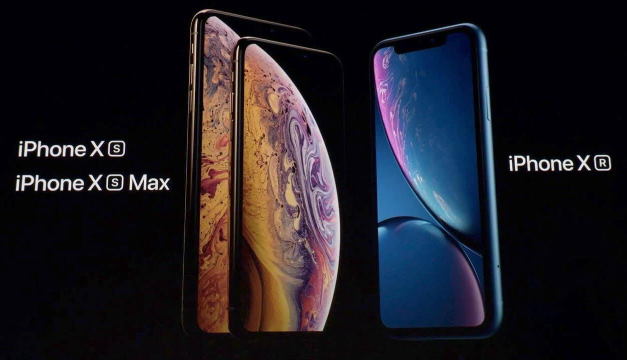 Onde comprar iPhone XS, XS Max e XR em Miami: display