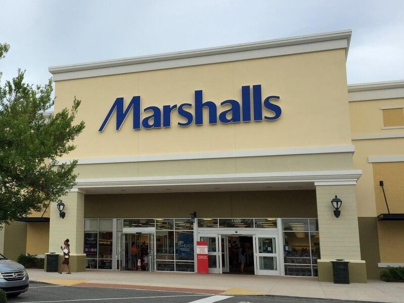 Loja Marshalls em Orlando