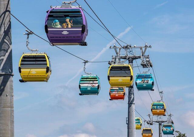 Disney Skyliner: o novo meio de transporte da Disney Orlando