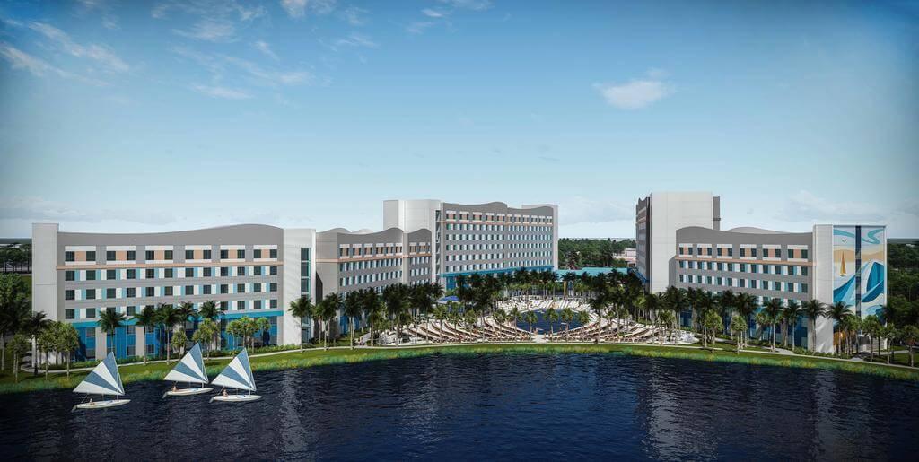 Universal's Endless Summer Resort em Orlando