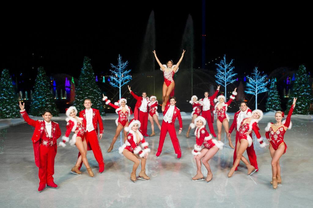 Natal na Universal Orlando em 2019: Winter Wonderland on Ice no SeaWorld's Christmas Celebration