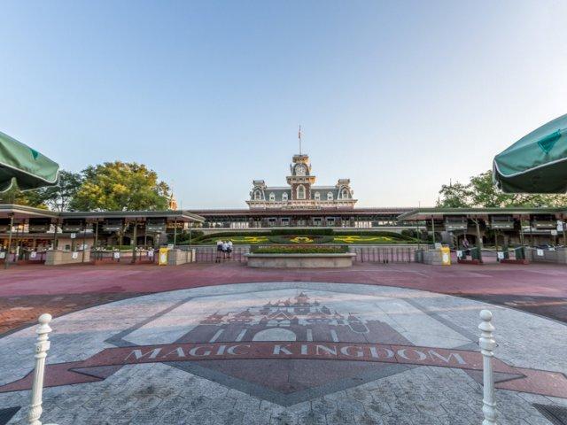 Early Morning Magic na Disney Orlando: Magic Kingdom