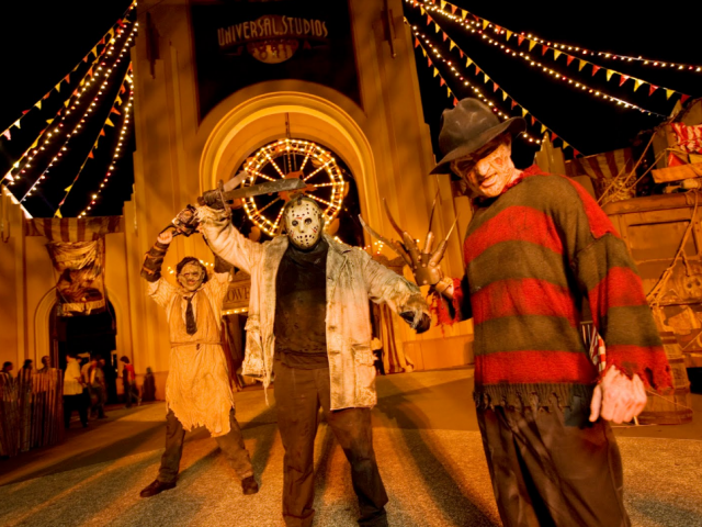 Halloween na Universal Orlando em 2019