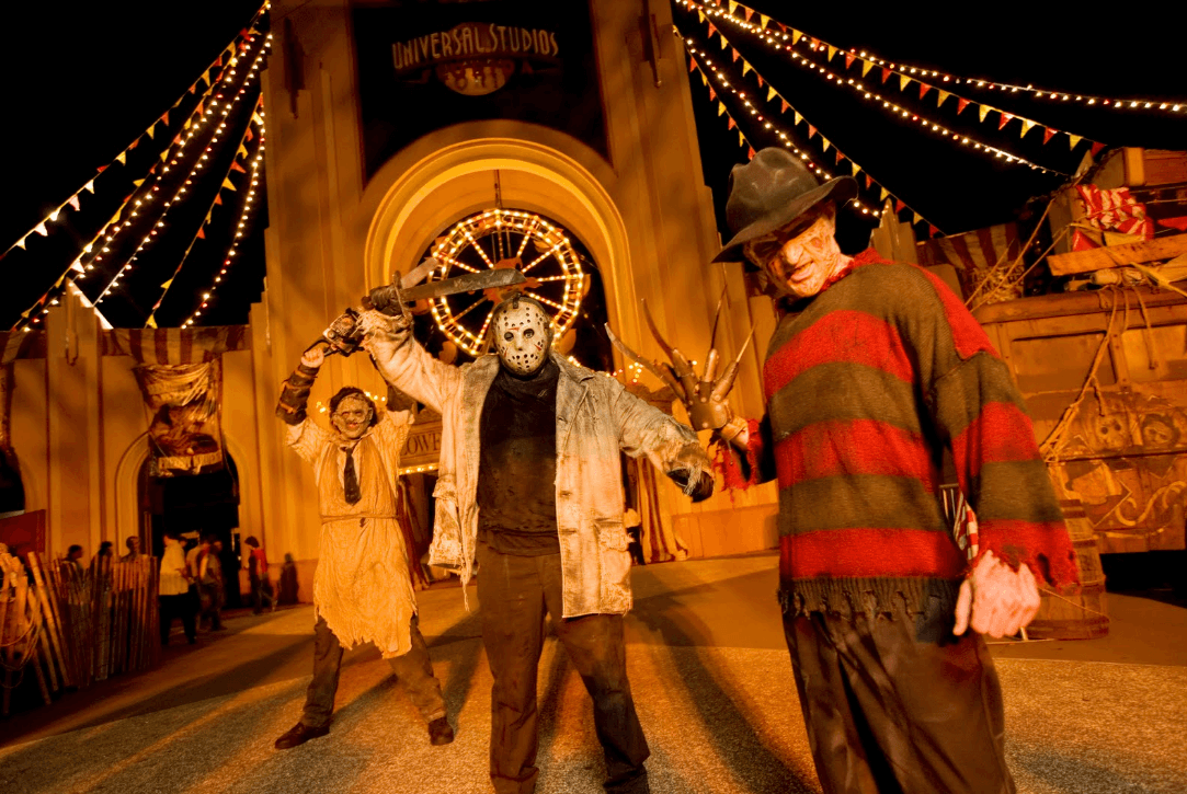 Parque Islands of Adventure Orlando: Halloween Horror Nights