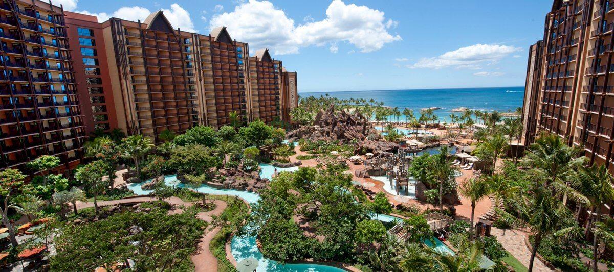 Disney Vacation Club: o Clube de Férias da Disney: Hotel Aulani no Hawai