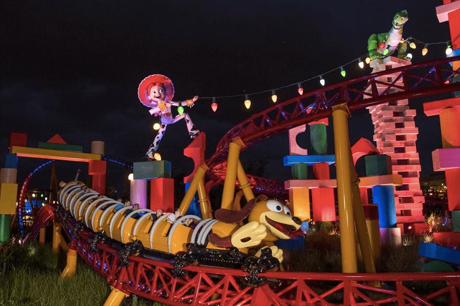 Disney After Hours 2019 em Orlando: Toy Story Land no DIsney's Hollywood Studios