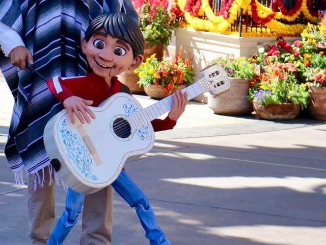 Novo show de Coco no Epcot da Disney Orlando