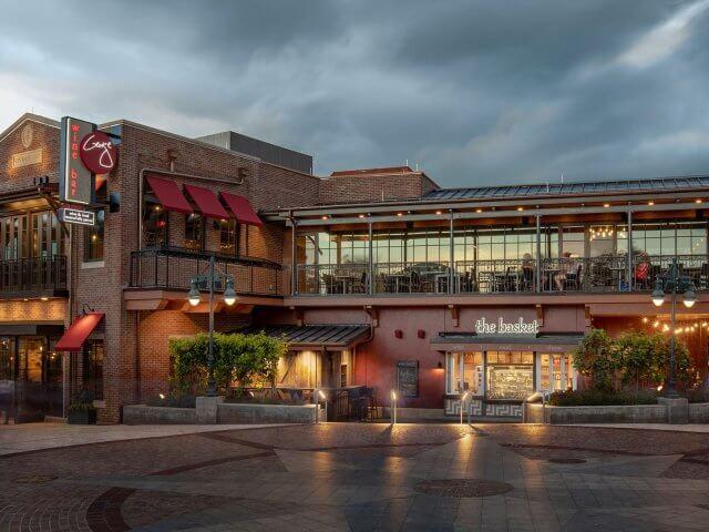 Wine Bar George na Disney Springs Orlando