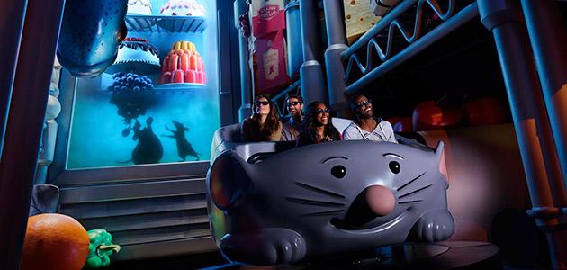 Novidades na Disney Orlando em 2020: Remy's Ratatouille Adventure no Epcot