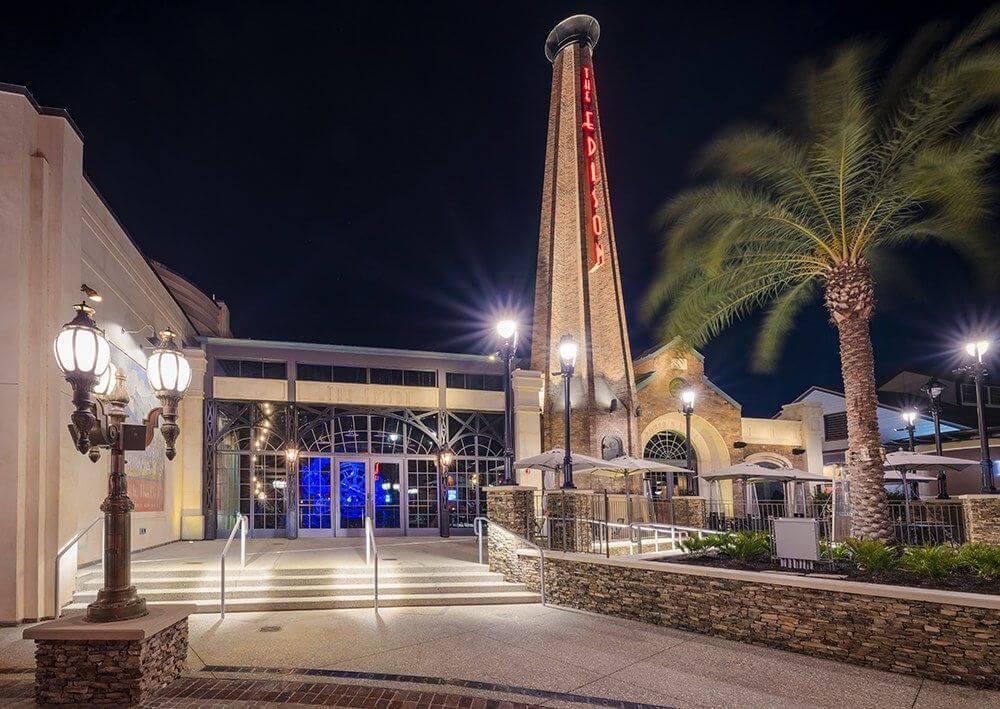 Melhores restaurantes para brunch na Disney Springs em Orlando: The Edison