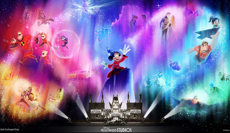 Wonderful World of Animation no Hollywood Studios da Disney Orlando