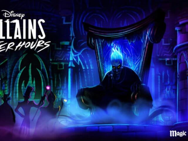 Disney Villains After Hours no Magic Kingdom da Disney Orlando