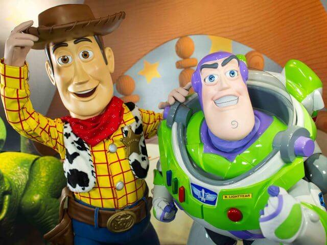 Woody's Roundup no Disney's Contemporary Resort em Orlando