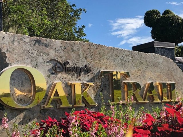 Disney's Oak Trail Golf em Orlando