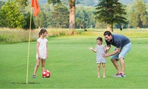 Disney's Oak Trail Golf em Orlando: futgolfe