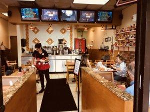 Restaurante Mrs. Potato em Orlando: interior do restaurante