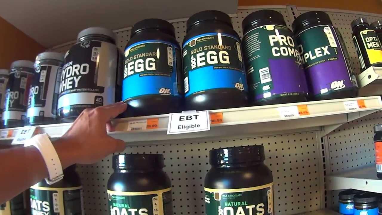 Onde comprar suplementos alimentares em Orlando: preços
