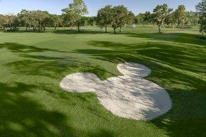 Disney's Oak Trail Golf em Orlando: Mickey