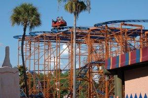 Como evitar filas nas principais atrações do Busch Gardens Tampa: SandSerpent