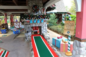 Winter Summerland Miniature Golf em Orlando