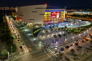 Onde comprar ingressos da NBA em Miami: American Airlines Arena
