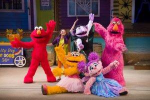 Halloween do SeaWorld Orlando: Sesame's Street Countdown to Halloween