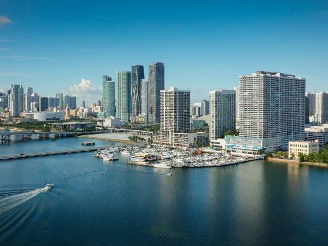 Passeio de barco em Miami: Biscayne Bay