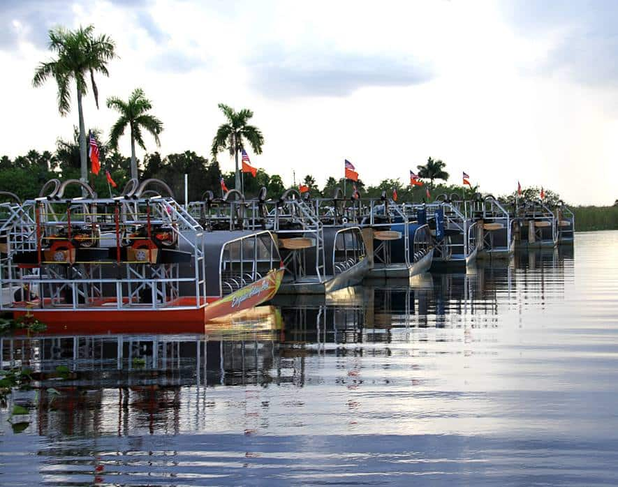 Atrações e tours com Miami Sightseeing Pass: Everglades Holiday Park