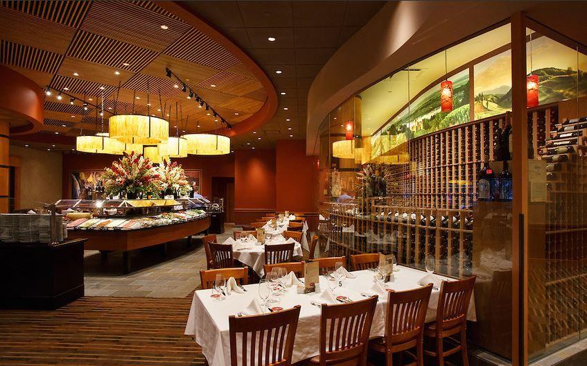 Informações sobre pós-coronavírus em Orlando e Miami: restaurante