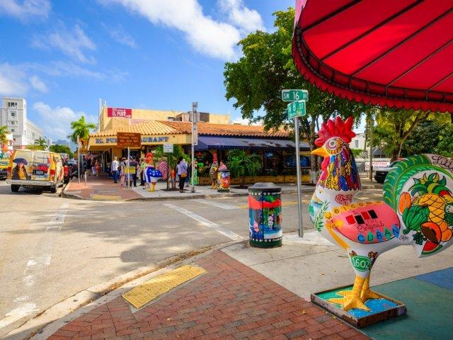 Experiência gastronômica Little Havana em Miami: Calle Ocho