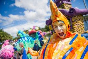 Halloween do SeaWorld Orlando: atrações