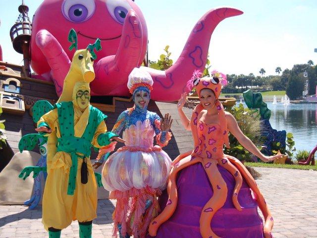 Halloween no SeaWorld Orlando em 2019