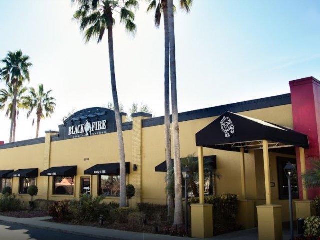 Restaurante Black Fire em Orlando